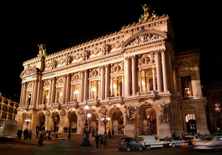 Photo Opéra Garnier