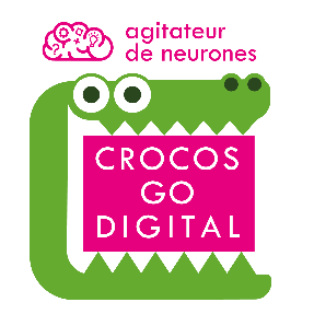 Logo Crocos Go Digital